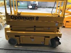 Haulotte Optimum vertical platform - Lot 3 (Auction 5755)