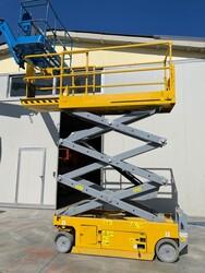 Piattaforma aerea verticale Genie - Lotto 7 (Asta 5755)