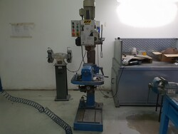 LTF drill and Selco genesis welding machine - Lot 15 (Auction 5756)