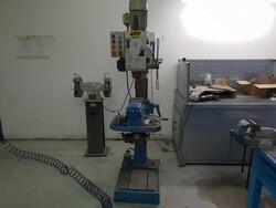 LTF drill and Selco genesis welding machine - Lote 15 (Subasta 5756)