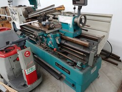 Manual lathe and sharpener - Lot 2 (Auction 5756)
