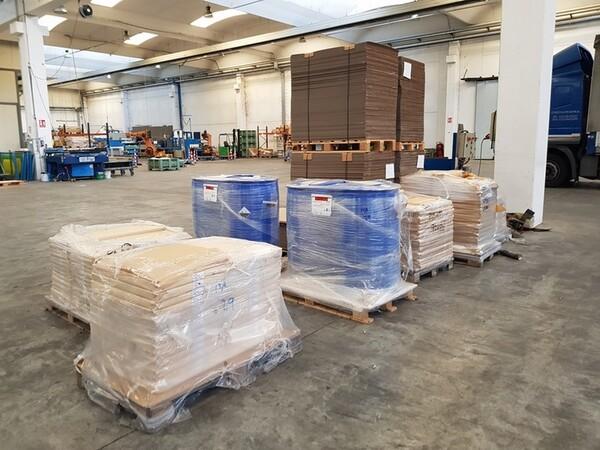 18#5759 Linea di imballaggio robotizata in vendita - foto 2