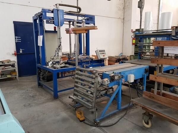 18#5759 Linea di imballaggio robotizata in vendita - foto 15
