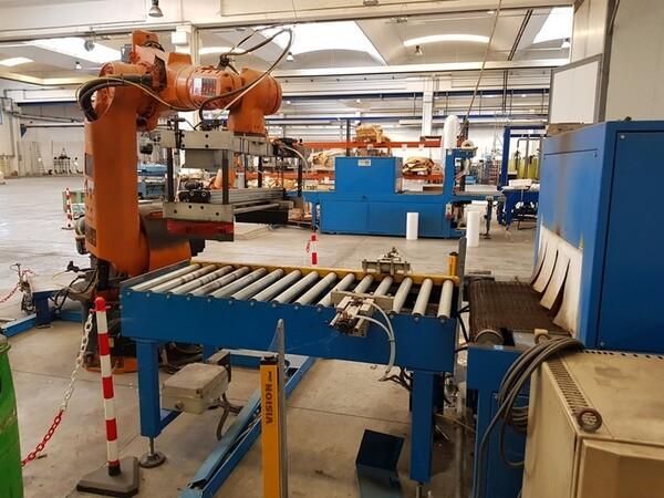 18#5759 Linea di imballaggio robotizata in vendita - foto 23