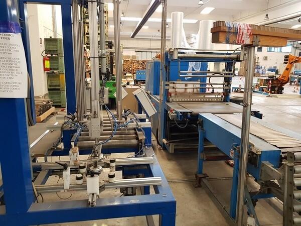18#5759 Linea di imballaggio robotizata in vendita - foto 28