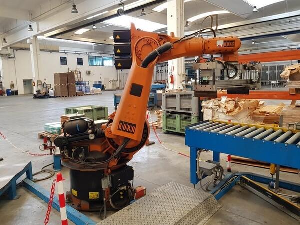 18#5759 Linea di imballaggio robotizata in vendita - foto 30
