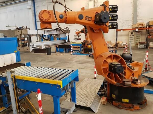 18#5759 Linea di imballaggio robotizata in vendita - foto 34