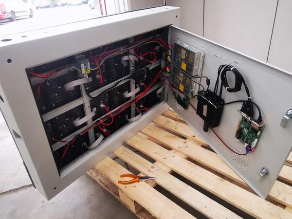 1#5760 Jumbo Screen FC61/5 SMD Indoor in vendita - foto 3