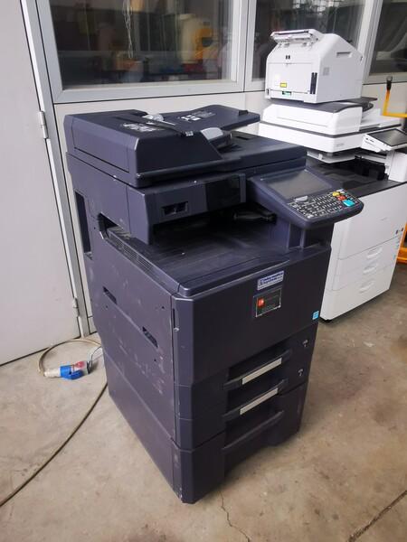 5#5760 Triumph Adler 2500CI e fax Brother 2840 in vendita - foto 3