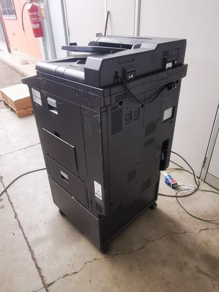 5#5760 Triumph Adler 2500CI e fax Brother 2840 in vendita - foto 4