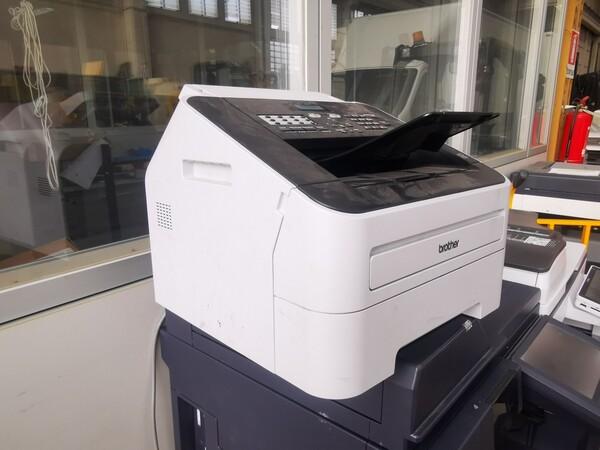 5#5760 Triumph Adler 2500CI e fax Brother 2840 in vendita - foto 10