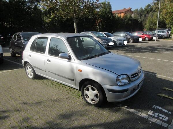 1#5764 Automobile Nissan Micra in vendita - foto 1
