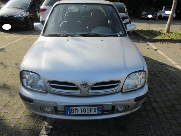 1#5764 Automobile Nissan Micra in vendita - foto 8