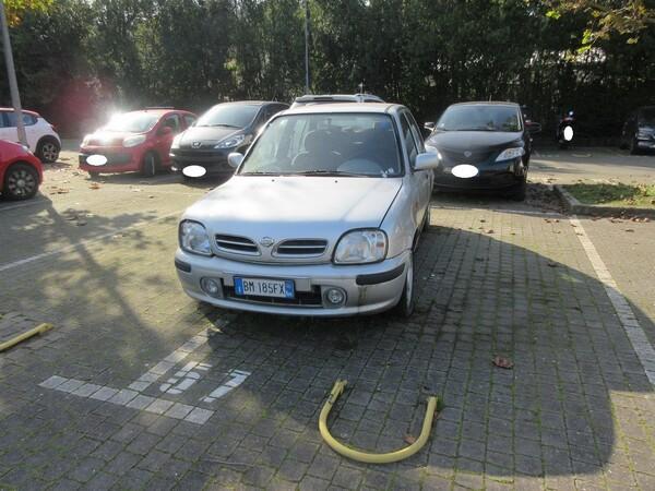 1#5764 Automobile Nissan Micra in vendita - foto 20