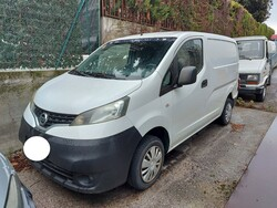 Nissan NV200 truck - Lot 1 (Auction 5767)