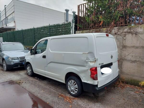1#5767 Autocarro Nissan NV200 in vendita - foto 2
