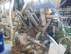 Omef double miter saw - Lot 17 (Auction 5770)