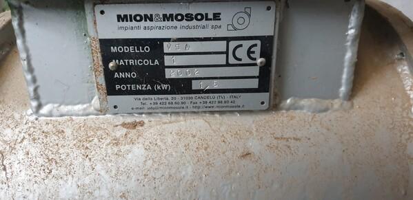 21#5770 Estrattore per silos Mione e Mosole in vendita - foto 5