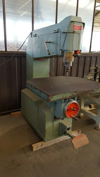 24#5770 Fresatrice verticale pantografo Scm in vendita - foto 1