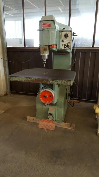24#5770 Fresatrice verticale pantografo Scm in vendita - foto 2