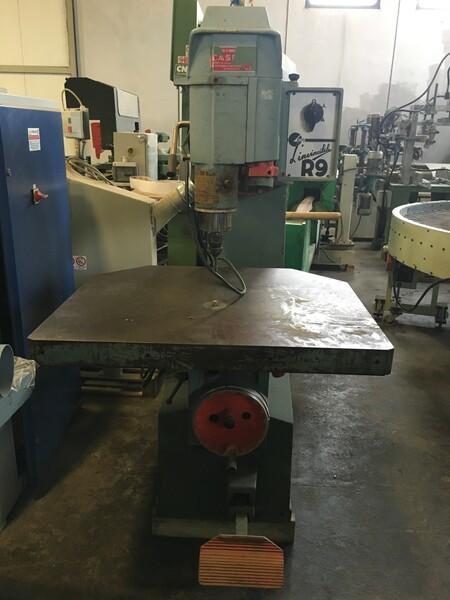 24#5770 Fresatrice verticale pantografo Scm in vendita - foto 3