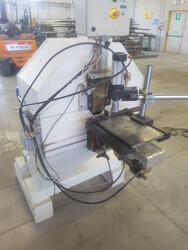 Tecnosystem head chamfering machine - Lot 31 (Auction 5770)