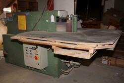 Camam longitudinal sander - Lot 33 (Auction 5770)