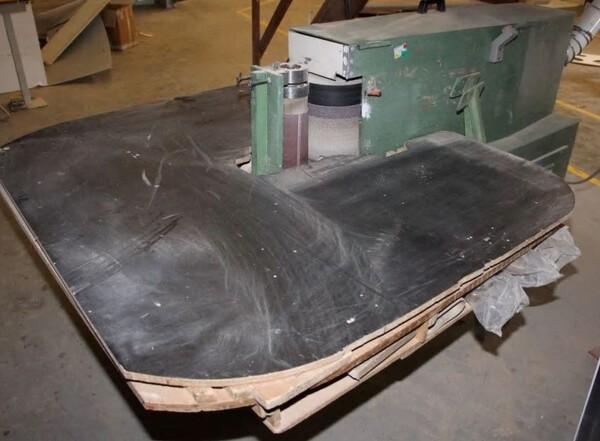 33#5770 Levigatrice longitudinale Camam in vendita - foto 5
