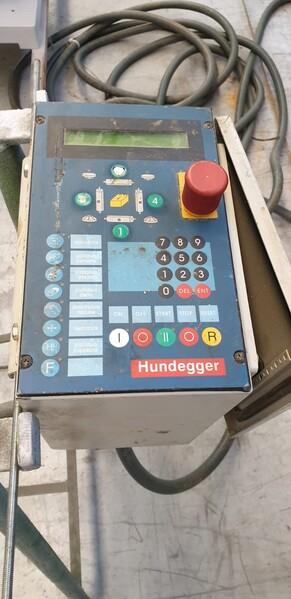 7#5770 Piallatrice Hundegger in vendita - foto 2