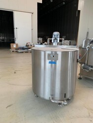 Sacma Inox butter loaf melting tank - Lot 2 (Auction 5772)