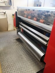 Ecosystem laminator and shrink packaging line - Lote 0 (Subasta 5774)