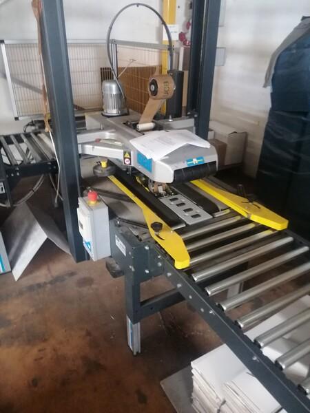 8#5774 Linea imballaggio automatica a rulli in vendita - foto 3