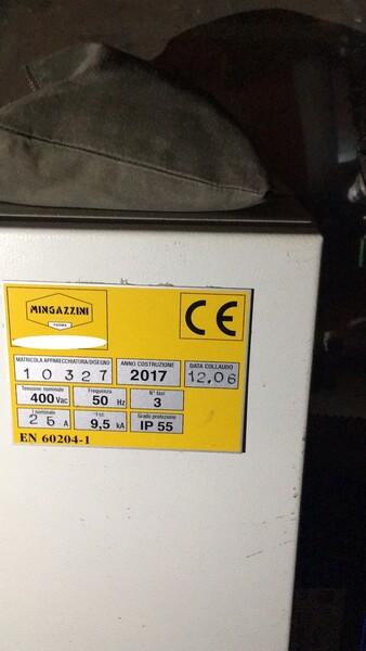 1#5776 Generatore vapore e bruciatore gasolio Lamborghini in vendita - foto 3