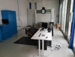 Macchina per controllo dimensionale Carl Zeiss e impianto climatizzazione G.I. Industrial - Lotto 14 (Asta 5778)
