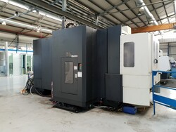 AB Mach machining center - Lot 8 (Auction 5778)