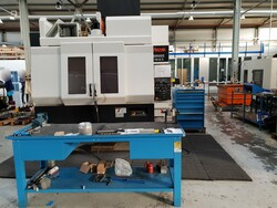 Mazak machining center - Lot 9 (Auction 5778)