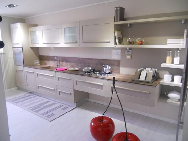 1#5782 Cucina Lube Gallery e tavolo modello tecano in vendita - foto 2