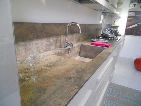 1#5782 Cucina Lube Gallery e tavolo modello tecano in vendita - foto 27