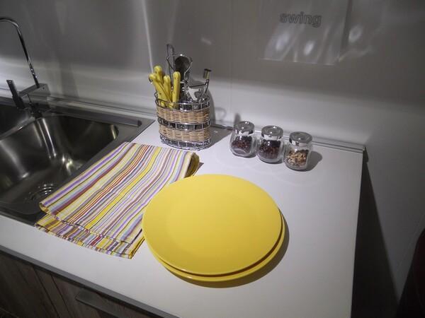 2#5782 Cucina Lube Swing e sgabelli in vendita - foto 42