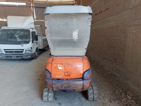 1#5783 Miniescavatore  Fiat-Hitachi in vendita - foto 3