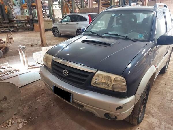 11#5783 Autovettura Suzuki Gran Vitara in vendita - foto 1