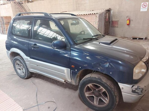 11#5783 Autovettura Suzuki Gran Vitara in vendita - foto 2