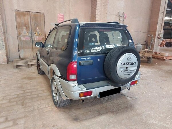 11#5783 Autovettura Suzuki Gran Vitara in vendita - foto 4