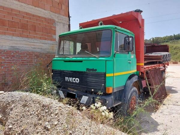 14#5783 Autocarro Fiat 300 PC in vendita - foto 1