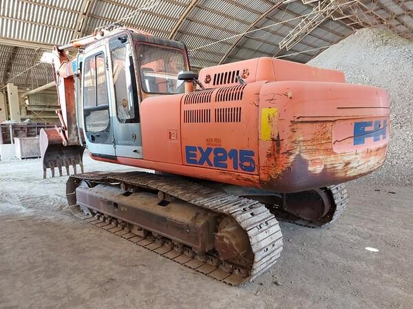 2#5783 Escavatore Fiat-Hitachi in vendita - foto 1