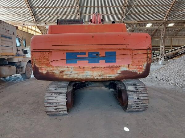 2#5783 Escavatore Fiat-Hitachi in vendita - foto 3