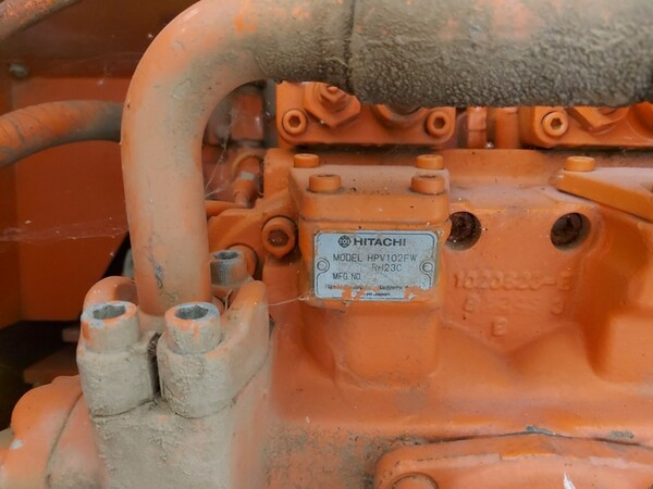 2#5783 Escavatore Fiat-Hitachi in vendita - foto 6