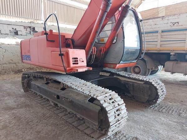 2#5783 Escavatore Fiat-Hitachi in vendita - foto 7