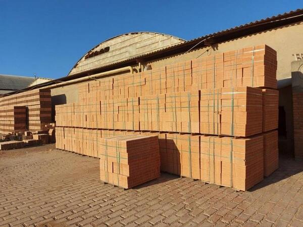 30#5783 Stock di mattoni forati in vendita - foto 4
