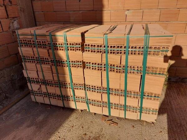30#5783 Stock di mattoni forati in vendita - foto 5